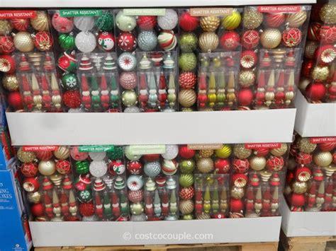 shatter resistant ornaments
