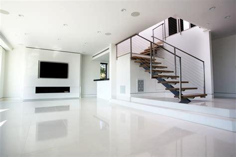 Modern White Bathroom Floor Tile by Modern White Floor Tile Yelp