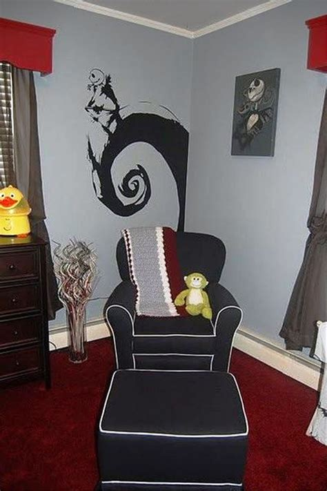 nightmare before christmas home decor letter of recommendation