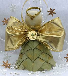Easy To Make Angel Ornaments