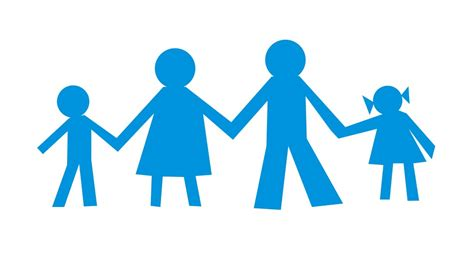 Free Picture Of A Cartoon Family, Download Free Clip Art
