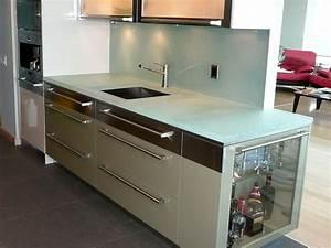 Glass Kitchen Countertop White Onyx Cbd Glass Best Glass Kitchen Countertops