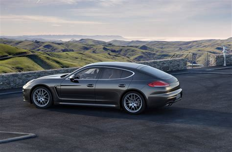 2014 Porsche Panamera Photo Gallery Autoblog