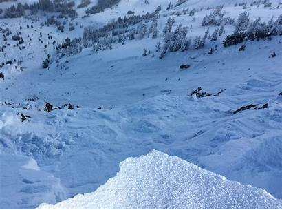 Avalanche Yellowstone Club Ski Patrol Control Sun