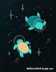 MAIKE VIERKANT — Space Turtles who rejected suits 'cause ...