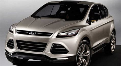 2019 Ford Escape To Come With Hybrid Drivetrain  Ford Tips