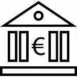 Icon Money Law Svg Bank Wealth Banking