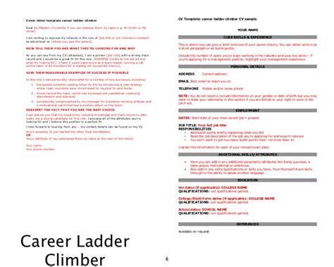 The Ladders Resume by Career Ladder Resume Researchon Web Fc2