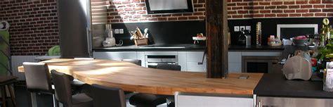 fabricant cuisine professionnelle flip design fabricant de plan de travail en bois massif sur mesureflip design bois