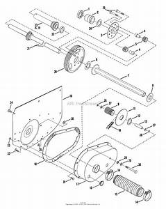 Snapper 33115s 33 U0026quot  11 Hp Rear Engine Rider Series 5 Parts Diagram For Differential  R H  Fender