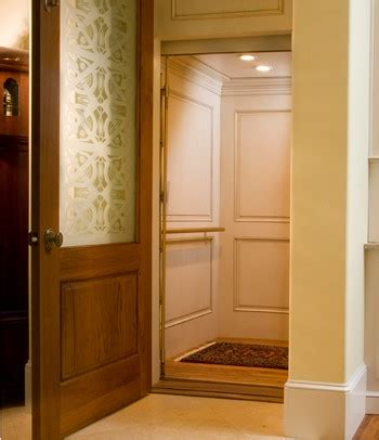 modular home interiors home elevator residential elevator il in wi