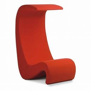 Stuhl Panton Chair : vitra amoebe highback lounge chair verner panton ~ Markanthonyermac.com Haus und Dekorationen
