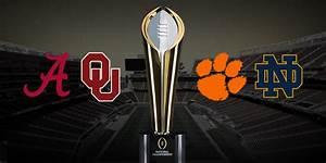 2019 College Football Playoff National Championship - Levi ...