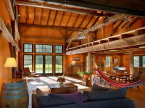 pole barn home interior 10 rustic barn ideas to use in your contemporary home freshome com