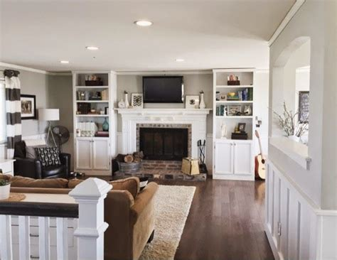 Split Level Kitchen Living Room Remodel by I D To Do Something Similar In Layout And Colors To