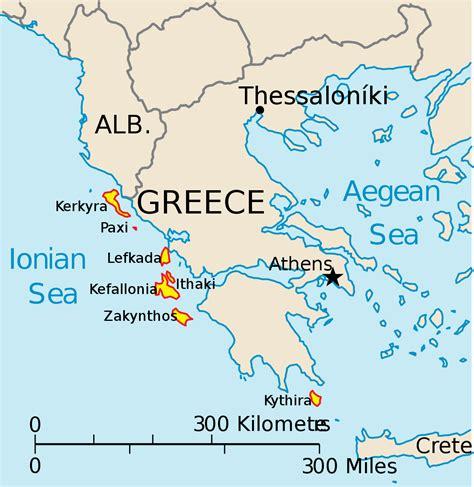isole ionie wikipedia
