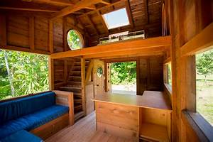 Jay Nelson's New Tiny House in Hawaii - The Shelter Blog