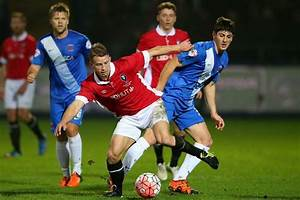 Non-League round-up: Salford City draw with Nantwich while ...