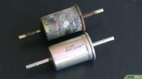 2003 Yukon Fuel Filter by C 243 Mo Cambiar Un Filtro De Combustible 17 Pasos
