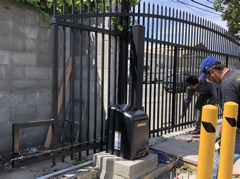 automatic gate repair walnut creek 1 local gates company ca
