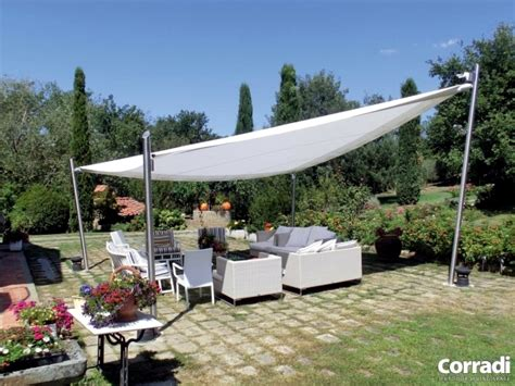 How To Lay Decking On Soil by Custom Shade Sails For Terraces Modern Solar Control
