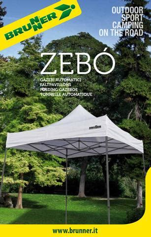gazebi automatici zeb 242 catalog by brunner international issuu