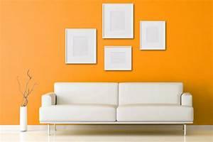 Wand Streichen Schwammtechnik : ideen zur wandgestaltung farbe pinsel oder wandtattoo ~ Markanthonyermac.com Haus und Dekorationen