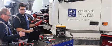 Careers In Diesel Mechanics by Diesel Equipment Mechanic Waukesha County Technical College