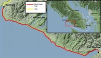 Backpacking the West Coast Trail