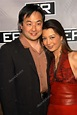 Ming-Na and husband Eric Michael Zee – Stock Editorial ...