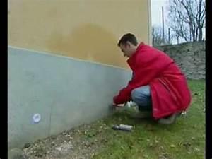 Proteger Le Bas Des Murs Exterieurs : reportage comment retirer humidit dans les murs youtube ~ Dode.kayakingforconservation.com Idées de Décoration