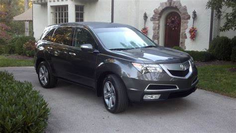 Acura Mdx Tech Package by 2012 Acura Mdx Pictures Cargurus
