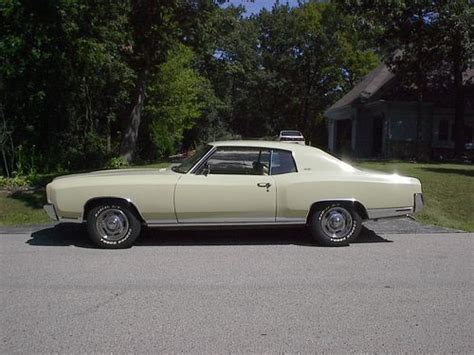 Best Used Coupes 20k by Purchase Used 1970 Chevrolet Monte Carlo Sport Coupe 20k