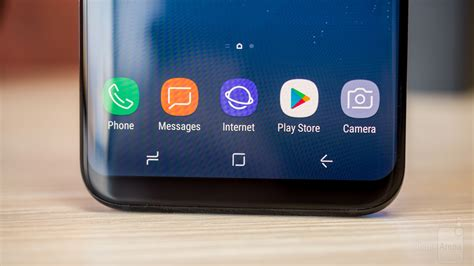 samsung galaxy s8 review interface bixby performance
