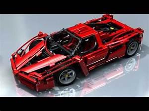 Lego Technic Ferrari : lego technic ferrari enzo 8653 youtube ~ Maxctalentgroup.com Avis de Voitures
