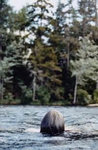 Summer Camp Swimming Lake