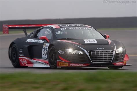 Audi R8 Lms Ultra Gt3 Pure Sound & Powerslides