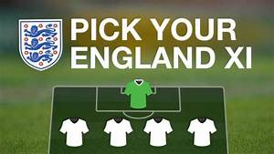 World Cup qualifying: Pick your England starting XI - BBC ...