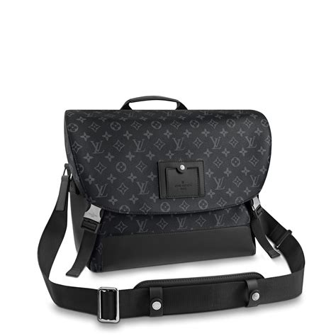 christmas mens bags messenger mm voyager monogram eclipse louis vuitton