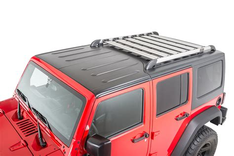 wrangler roof rack teraflex nebo roof rack for 07 18 jeep wrangler unlimited