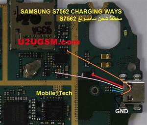 Samsung Galaxy S Duos S7562 Usb Charging Problem Solution