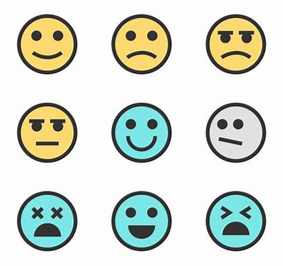 Emotions Faces Expression Facial Confident Clipart Emoji