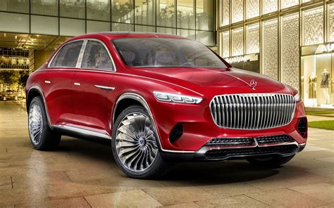2018 Vision Mercedes-maybach Ultimate Luxury
