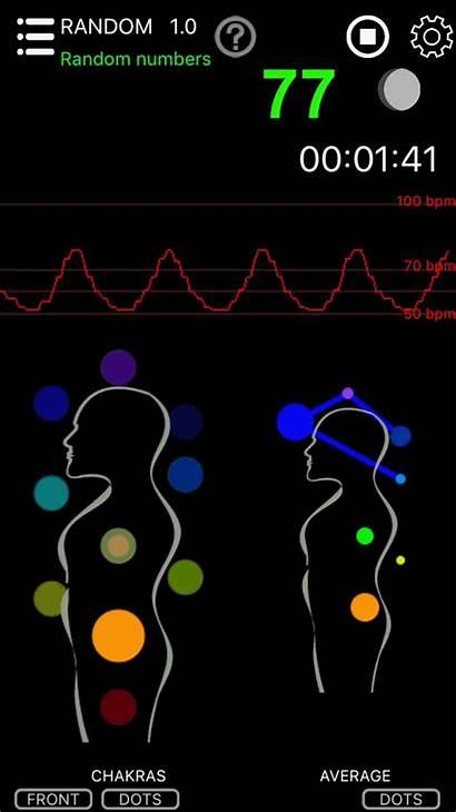 Chakras App Notes Craniosacral Musical Heart Slow