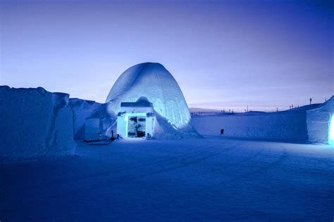 worlds  coolest ice hotels fodors travel guide