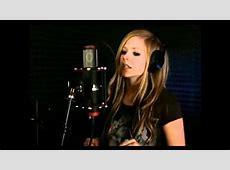 Avril Lavigne Waving Flag 4 MINUTI ! Mission Impossible