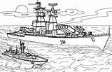 Coloring Ship Rocket Ships Vehicles sketch template