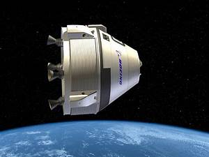Shoot for the Stars: Step Inside Boeing's CST-100 Space ...