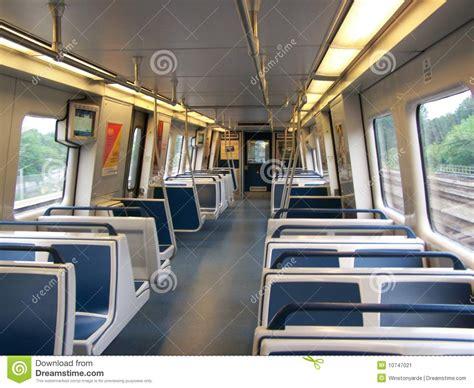 atlanta marta  train interior stock image image