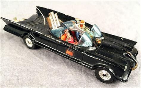 Rare Old Vintage 1/43 Gorgi Toys 1966 Batmobile Adam West ...